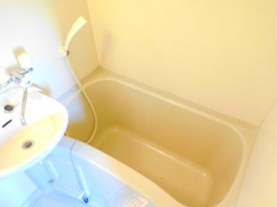 【浴室】ルピナス1番館