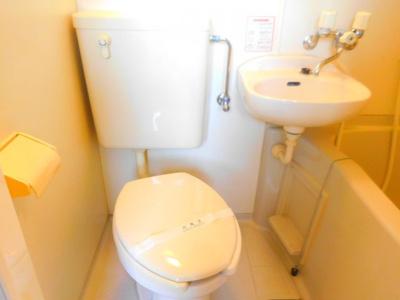 【トイレ】ルピナス1番館