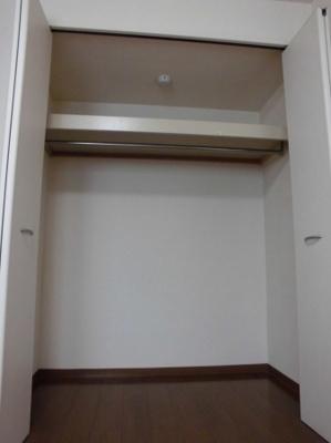 リビングタウン登戸の収納