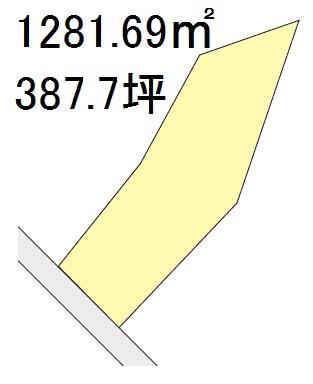 【区画図】【売地】貴志川中学校区・120348