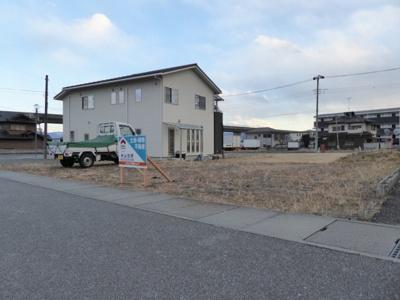 【外観】南アルプス市野牛島39坪土地