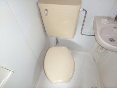 【トイレ】ハイツ北沢