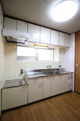 【キッチン】第2ビラ摩耶