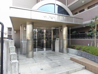 【エントランス】ノバ鶴見B棟