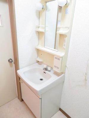 【独立洗面台】カーサキムラ