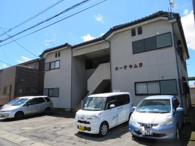 【駐車場】カーサキムラ