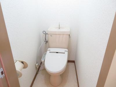 【トイレ】カーサキムラ