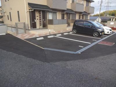 【駐車場】ルピナス カーサ