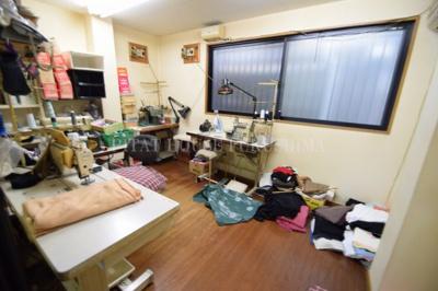 【寝室】福島3丁目事務所