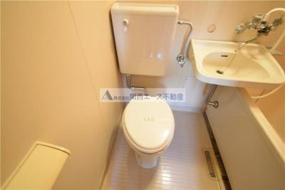【トイレ】レトロ・ワン