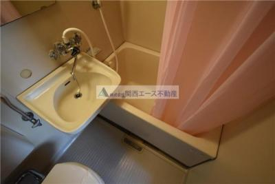 【浴室】レトロ・ワン