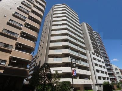 【外観】ミオカステーロ府中 6階リフォーム済