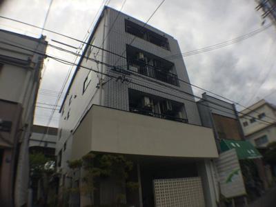 【外観】レイマンションクレセント