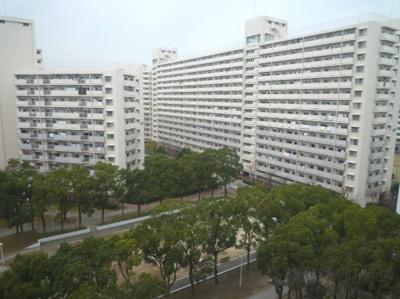 【外観】武庫川あおぞらのまち 25号棟