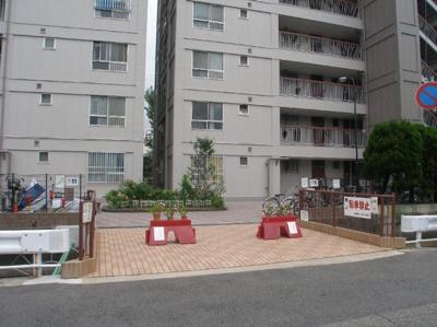 【外観】甲子園第8コーポラス B棟