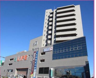 【外観】ステーザ府中中河原 リフォーム済 7階 80.57㎡