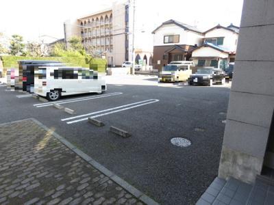 【駐車場】グランドソレイユ