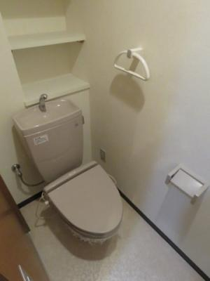 【トイレ】グランドソレイユ
