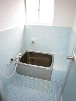 【浴室】藤田貸家 東棟