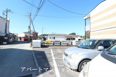 【駐車場】ジュピター取手