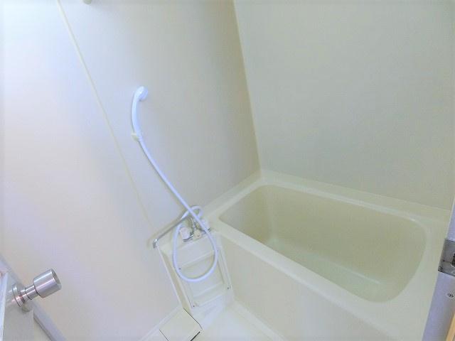 【浴室】グレイシュハイツⅡ