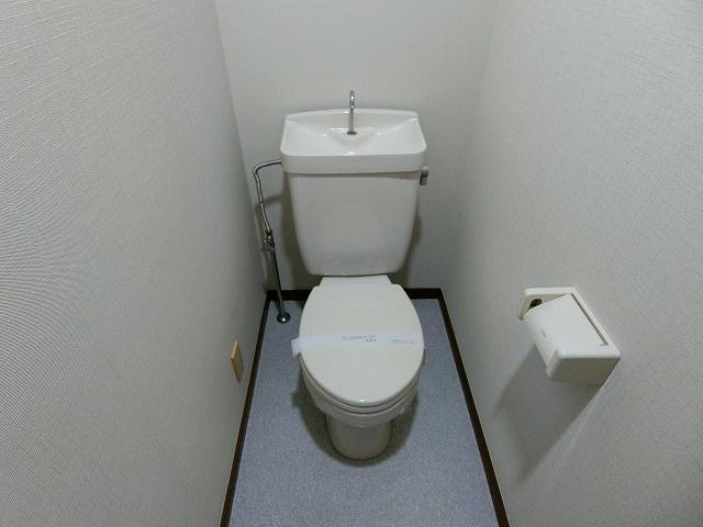 【トイレ】グレイシュハイツⅡ