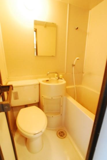 【浴室】狭山ヶ丘ホステル