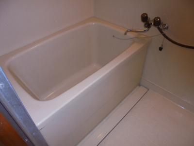 【浴室】ハイツオーキッド