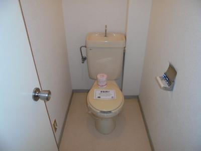 【トイレ】ハイツオーキッド