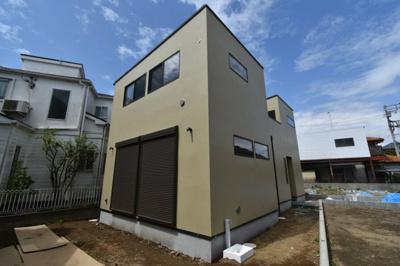 【外観】茅ヶ崎市浜須賀 新築住宅 No.1