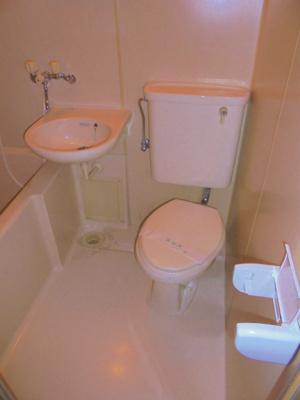 【トイレ】ムサシンビル