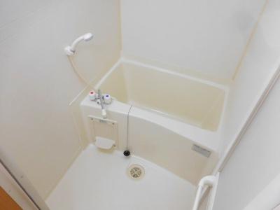 【浴室】シャトーボヌゥール今城