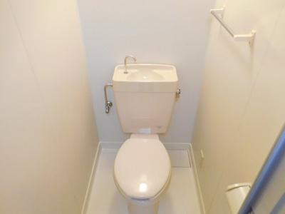 【トイレ】シャトーボヌゥール今城