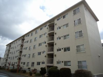 【外観】神陵台東住宅49号棟