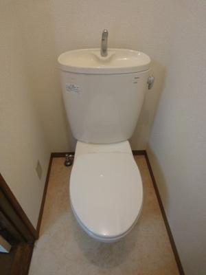 【トイレ】山口貸家