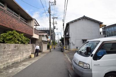 【駐車場】青山マンション 株式会社Roots