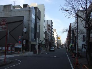 【周辺】名古屋市東区東桜2丁目1階路面店舗