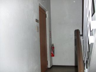 【エントランス】名古屋市東区東桜2丁目2階貸店舗
