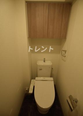 【トイレ】エスレジデンス文京小石川【S-RESIDENCE文京小石川】