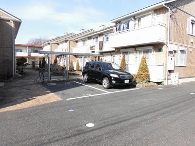 【駐車場】ローズコート・H B棟