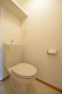 アドバンテージ稲毛のトイレ
