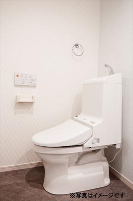 【トイレ】メゾンドボア加美