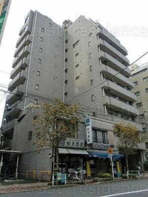 【外観】メゾン・ド・ヴィレ浅草橋