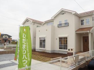 南欧風のとってもオシャレなデザイナーズ住宅です (^O^) 施工例