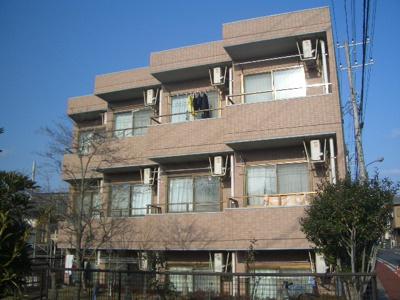 閑静な住宅街にあり千葉大正門まで徒歩10分です