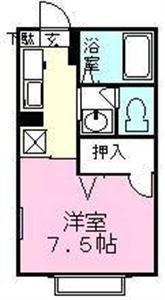 広めのお部屋で快適に過ごせます