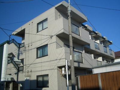 積水ハウス施工の鉄筋コンクリート造マンションです