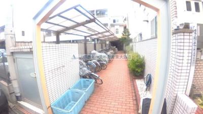 【エントランス】ベルハイム栄町