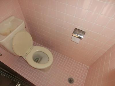 【トイレ】メゾン嘉数
