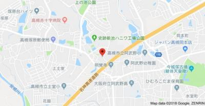【地図】大和ビル (株)Roots